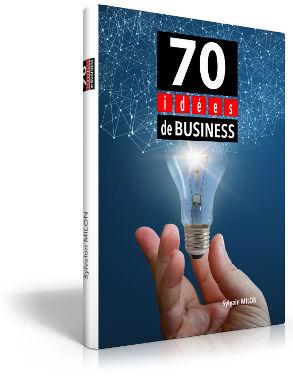 70 idées de Business sur Internet - Découvrez ce Pack de 70 idées pour développer Votre Propre affaire sur le Web dès demain ...